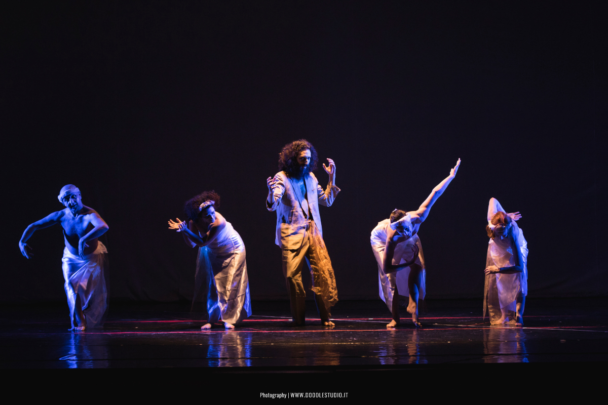 Butoh dance course in...